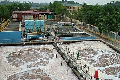 Quy định về hệ thống thu gom, xử lý nước thải và quan trắc nước thải tự động của khu công nghiệp