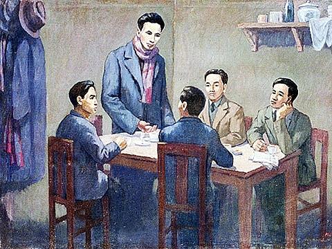 dang cong san viet nam ket tinh cua lich su trong trach truoc lich su