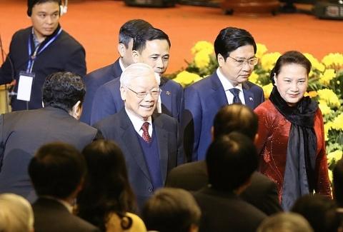 Lễ kỷ niệm cấp quốc gia 90 năm Ngày thành lập Đảng Cộng sản Việt Nam