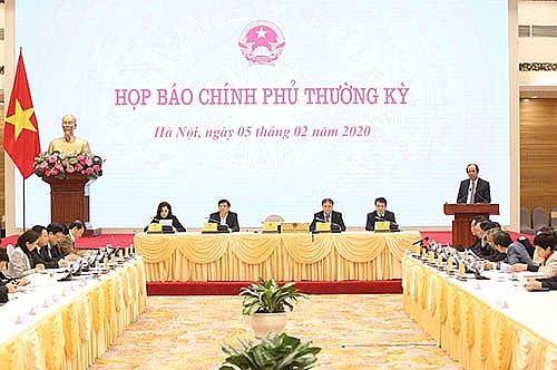 noi dung hop bao chinh phu thuong ky thang 12020