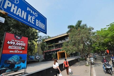 Chính phủ yêu cầu Hà Nội xử lý dứt điểm vi phạm liên quan đến 2 mương thoát nước