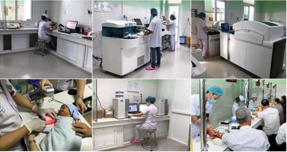 Y tế Quảng Nam đổi mới và nâng cao chất lượng hoạt động