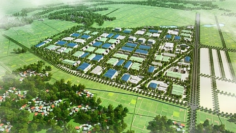 Hà Nội: Xem xét thành lập thêm cụm công nghiệp xanh, sạch
