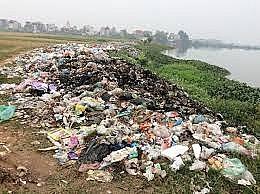 Bắc Giang: Xử lý triệt để các điểm tồn lưu rác