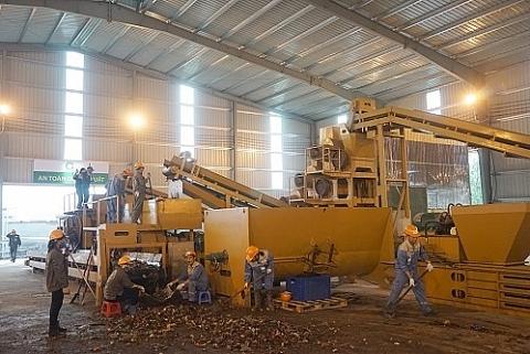 Ưu điểm của công nghệ thủy nhiệt để xử lý rác thải sinh hoạt