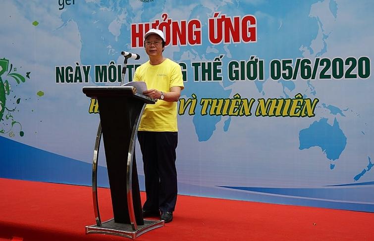 phat dong thang hanh dong vi moi truong va huong ung ngay moi truong the gioi nam 2020