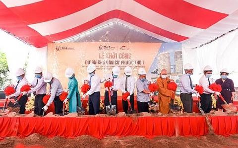T&T Group khởi công dự án bất động sản đầu tiên tại khu vực đồng bằng sông Cửu Long