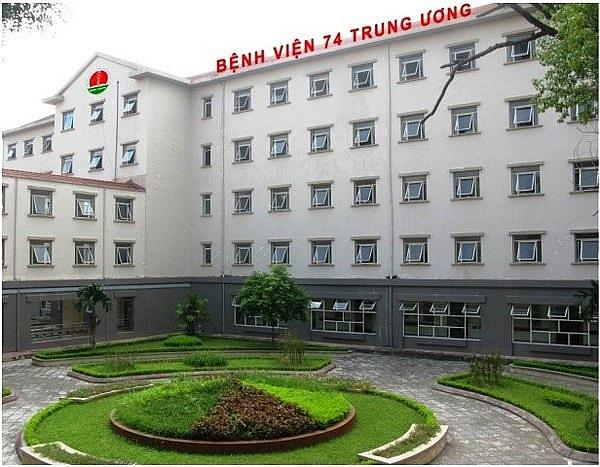 dieu chinh thiet bi du an ho tro xu ly chat thai benh vien 74 trung uong