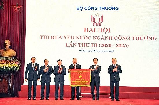 dai hoi thi dua yeu nuoc nganh cong thuong lan thu iii 2020 2025