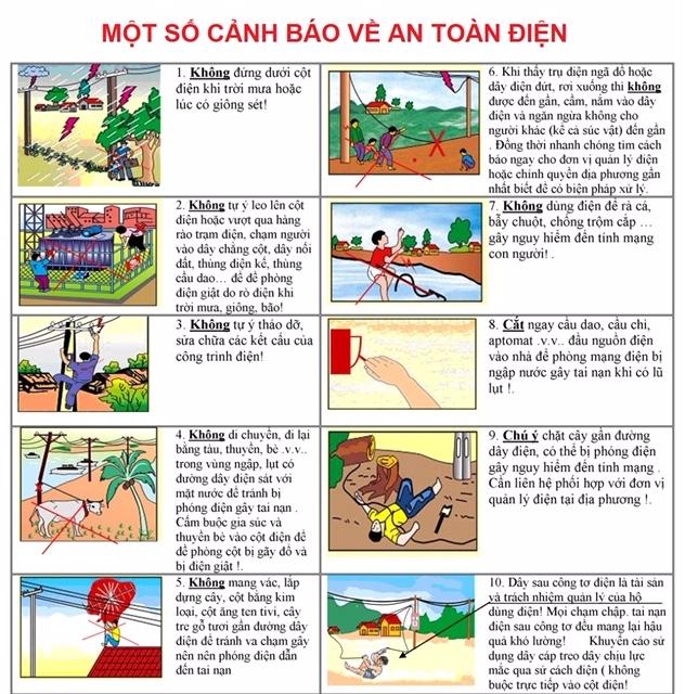 evn san sang ung pho bao so 5 va canh bao ve an toan dien