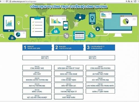 Đẩy mạnh triển khai dịch vụ công trực tuyến