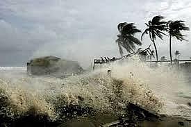 CẬP NHẬT: Bão số 8 giật cấp 14, sóng cao tới 8m, biển động dữ dội