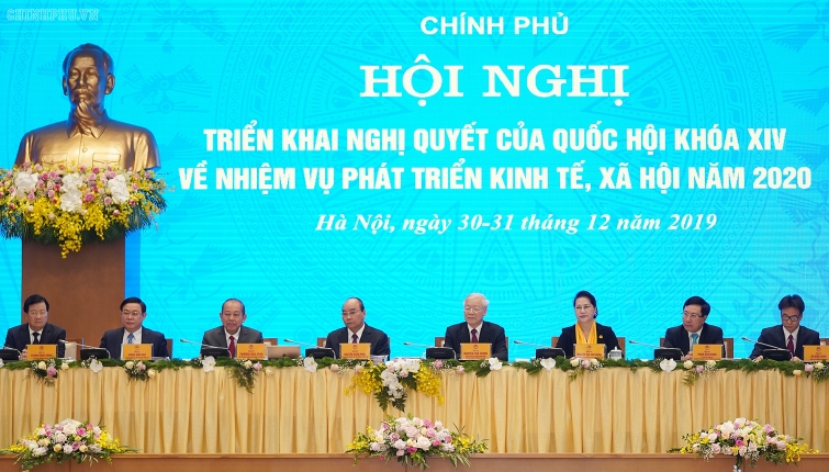 hoi nghi chinh phu voi cac dia phuong but pha de ve dich
