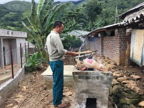 Đề xuất giải pháp thu gom, xử lý chất thải rắn sinh hoạt nông thôn của tỉnh Sơn La