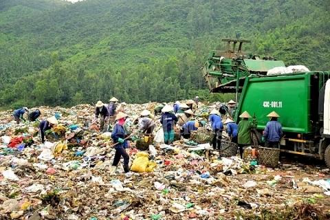Thực trạng phân loại, thu gom, vận chuyển chất thải rắn sinh hoạt