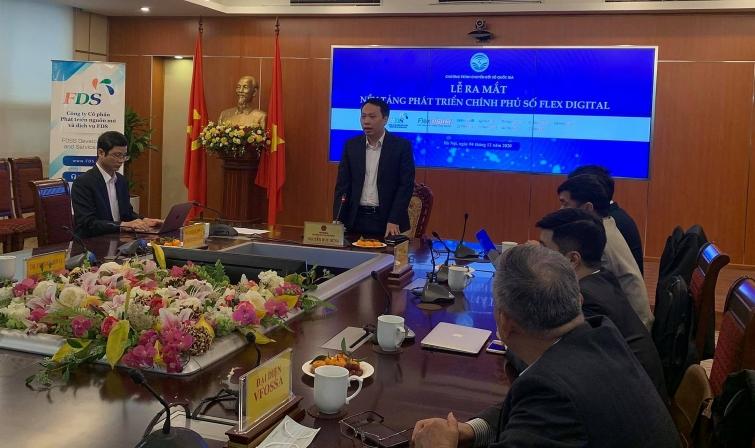 nen tang mo flex digital cung cap mot giai phap tong the de phat trien chinh phu so