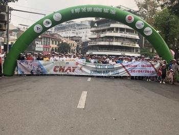 ha noi huong ung ngay trai dat 2019 vi mot the gioi khong rac thai