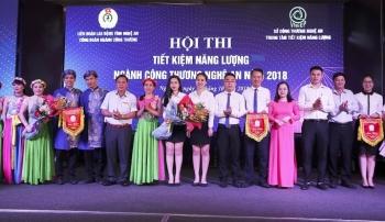 hoi thi tiet kiem nang luong trong nganh cong thuong nam 2018