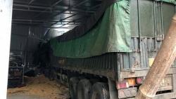 container dam va o nha khie n 2 vo cho ng dang ngu tu vong