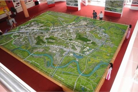 """Bắc Ninh: Phê duyệt đồ án quy hoạch """"siêu"""" đô thị gần 1.700ha"""