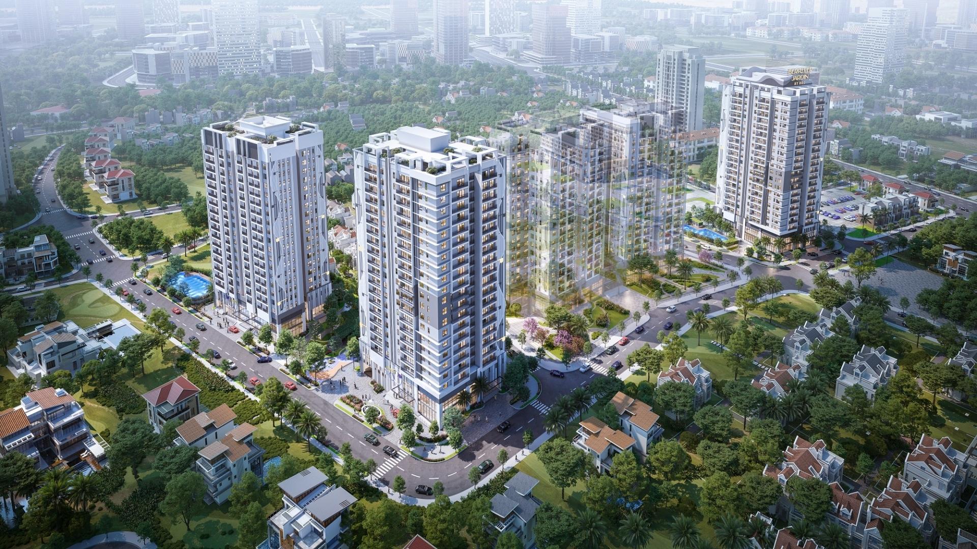 Săn lùng căn hộ giữa trung tâm của Hà Nội
