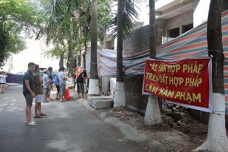 tranh chap tai cac chung cu lam giam gia tri san pham