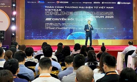 """Thương mại điện tử Việt Nam """"Chuyển đổi từ hôm nay"""""""