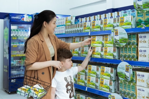 Nội lực giúp Vinamilk duy trì vị trí dẫn đầu thị trường sữa nhiều năm
