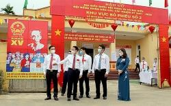 tinh yen bai cong bo ket qua cuoc bau cu dai bieu quoc hoi khoa xv va dai bieu hoi dong nhan dan cac cap nhiem ky 2021 2026