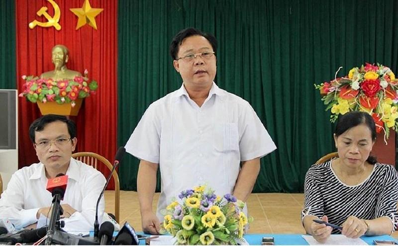 thu tuong ky luat pho chu tich tinh son la vu gian lan diem thi nam 2018