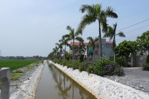 Bình Lục (Hà Nam): Quyết tâm đưa nông thôn lên tầm cao mới