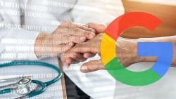 google bi mat thu thap du lieu y te 50 trieu nguoi tai my