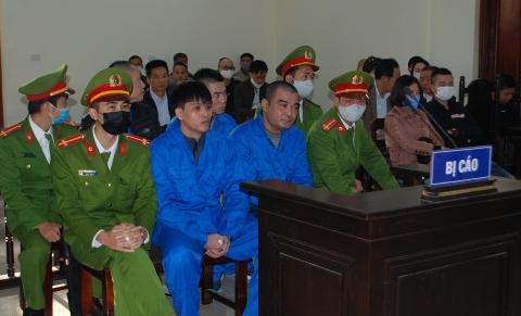Nam Định: Xét xử vụ ánăn chặn tiền hỏa táng ở Đài hóa thân Thanh Bình
