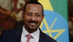 thu tuong ethiopia nhan giai nobel hoa binh 2019