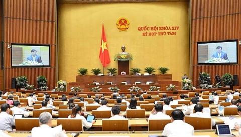 chinh phu xin y kien su dung 20 kinh phi ket du quy kham chua benh bhyt nam 2015