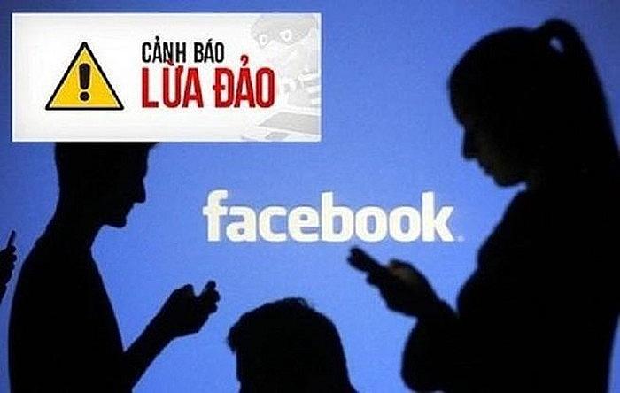 bo cong an canh bao cac thu doan lua dao tren mang xa hoi facebook