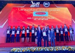 dai ichi life viet nam xep hang 106 trong top 500 doanh nghiep lon nhat viet nam nam 2019