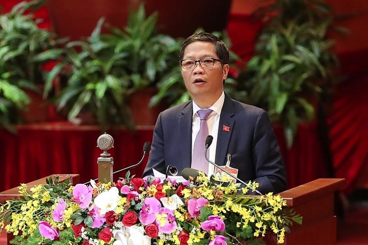 Bài tham luận của Bộ trưởng Bộ Công Thương Trần Tuấn Anh tại Đại hội Đảng toàn quốc Lần thứ XIII