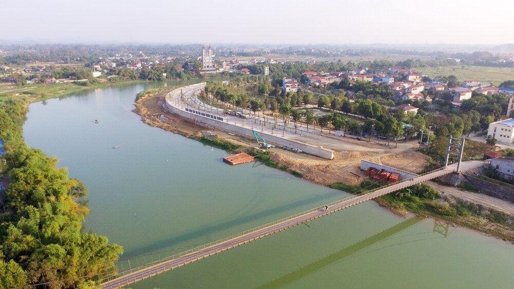 Cải thiện môi trường nước lưu vực sông: Quản lý dựa trên tư duy mới