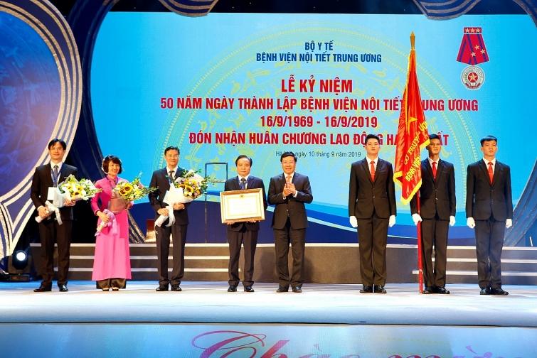 Tự hào là Bệnh viện chuyên khoa đầu ngành trong lĩnh vực Nội tiết và Chuyển hóa