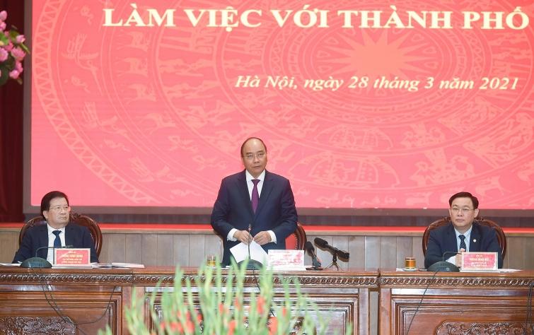 Môi trường sống Hà Nội cần hướng đến các tiêu chuẩn OECD