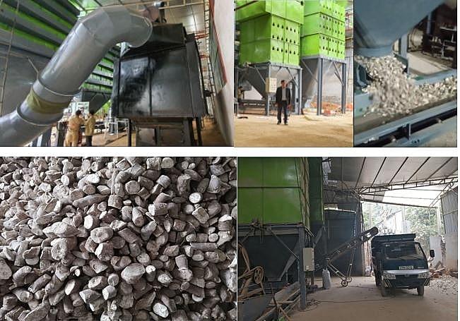 Hệ thống thiết bị sấy, chế biến nông sản quy mô công nghiệp hiệu suất cao