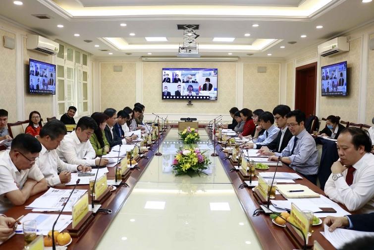 Việt Nam - Nhật Bản tăng cường hợp tác trong lĩnh vực thoát nước và xử lý nước thải