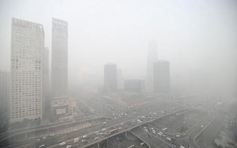 Hà Nội vẫn là đô thị có mức độ ô nhiễm PM2.5 cao nhất