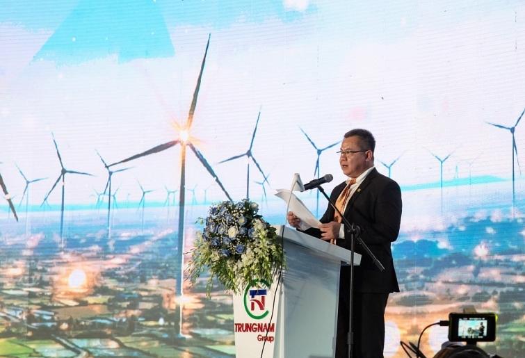 Trungnam Group khánh thành nhà máy Điện gió lớn nhất Việt Nam