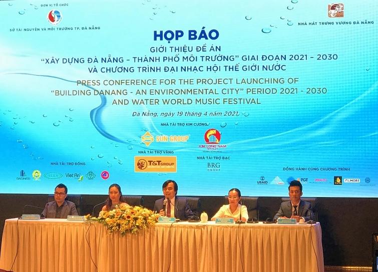 Xây dựng thành phố môi trường giai đoạn 2021 - 2030