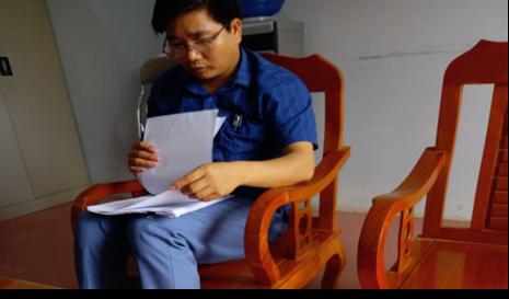 Nhà máy gạch tuynel Lương Sơn xây dựng không phép, tác động tiêu cực đến môi trường