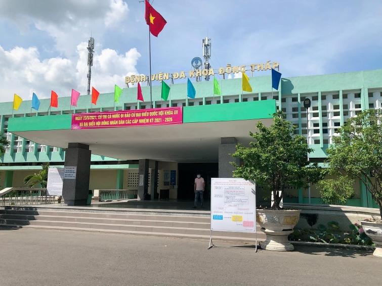"""Bệnh viện Đa khoa Đồng Tháp: Nơi đem lại """"hạnh phúc"""" cho người bệnh"""