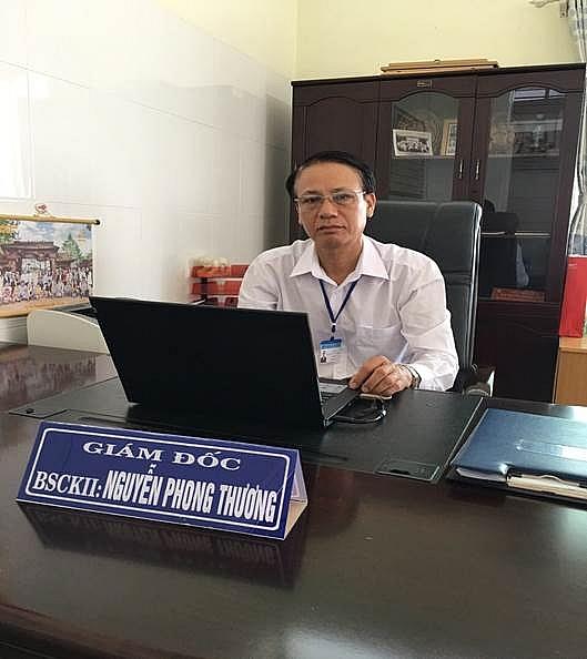 Trung Tâm Y tế huyện Tháp Mười: Nỗ lực vì sức khoẻ người bệnh