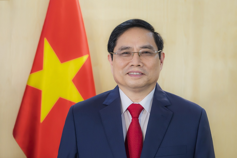 thu tuong chinh phu pham minh chinh gui thu chuc mung can bo cong chuc vien chuc nguoi lao dong nganh cong thuong